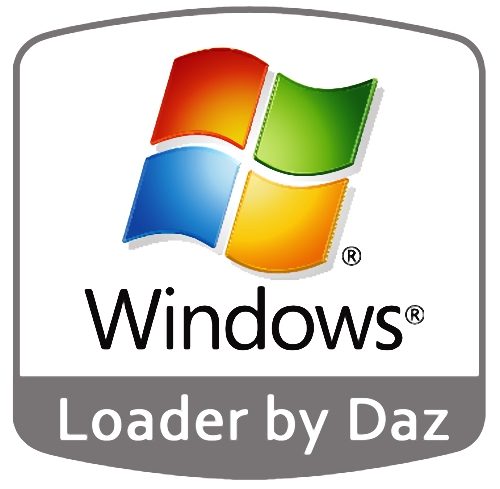 Windows 7 Loader 2.1.1 By Daz - самая заключительная на нынешний день верси